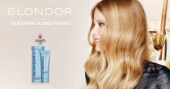 Your expert blond partner is Wella Blondor