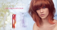 Light up your hair color with Wella Color Touch