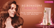Haircare for stressed hair new Miracle Oil