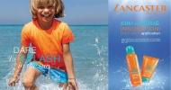 Cuidado criança na praia: melhor proteção com Lancaster