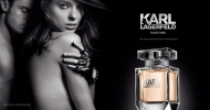 Moderna e sedutora com Karl Lagerfeld Pour Femme