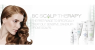 Goodbye dandruff with Scalp Therapy