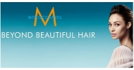 Smooth frizz-free hair with Moroccanoil