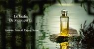 Os aromas da China com Le Jardin de Monsieur Li