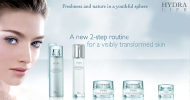 Top freshness and youth onto your skin with Dior