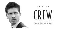 Haircare for him with American Crew