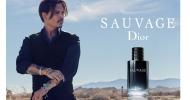 Johnny Depp revela Sauvage da Dior