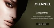 Here comes the Les Automnales de Chanel