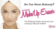 MakeUp Eraser - The alternative to facial cleansers!